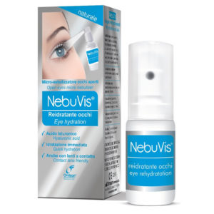 Nebuvis Spray Reidratante occhi Omisan