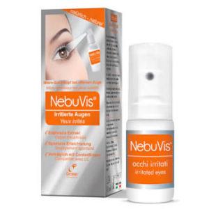 Nebuvis Spray occhi Irritati Omisan gocce
