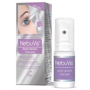 Nebuvis Spray occhi stanchi Omisan gocce