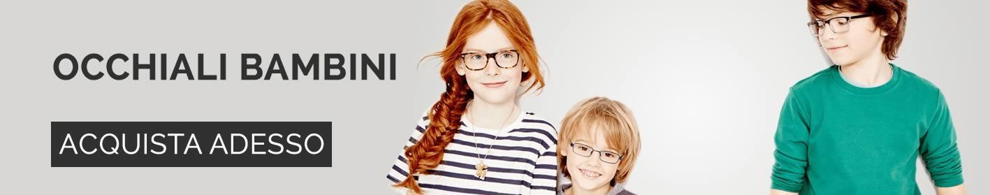 occhiali bambini