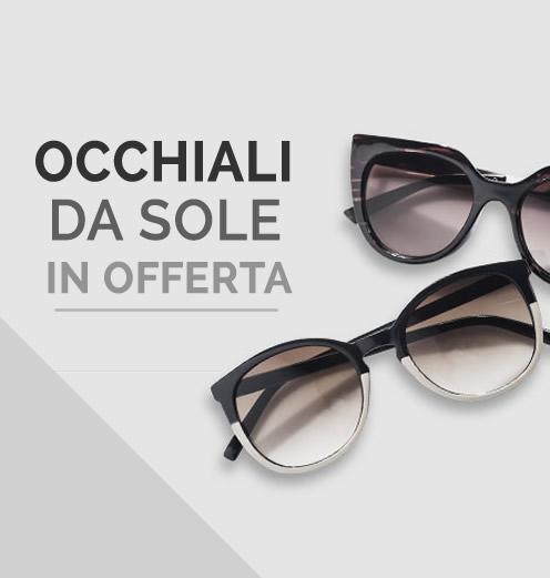 occhiali da sole in offerta ottica toscano